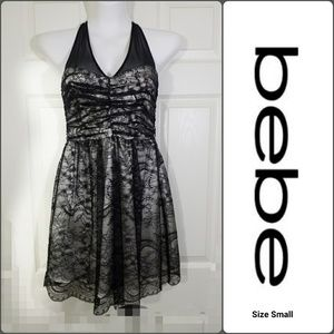 bebe Dress sz Small Cocktail-Party-Evening-Night